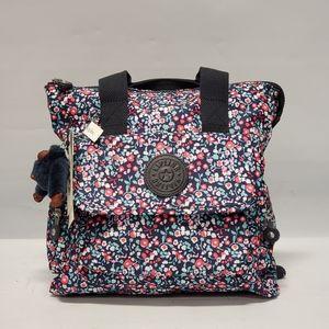 Kipling Revel Printed Convertible Backpack